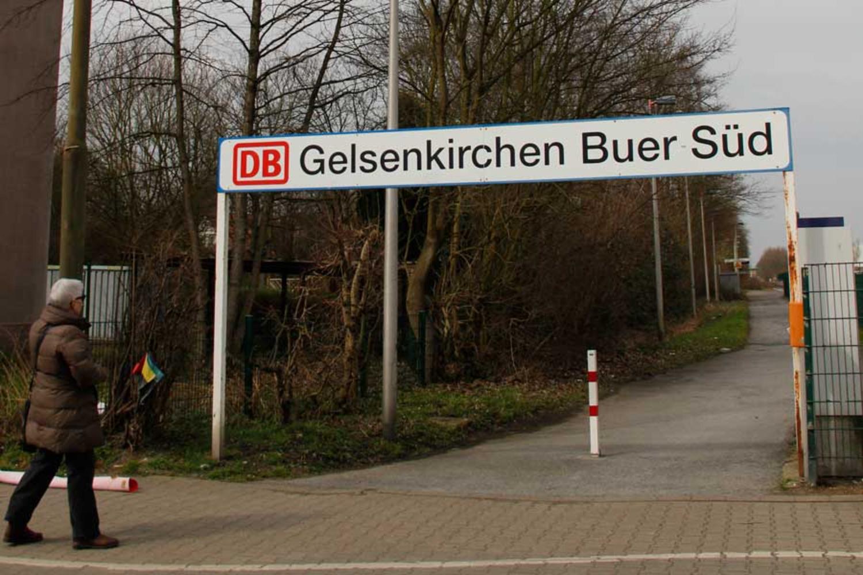Raumquerung Gelsenkirchen Buer Sued